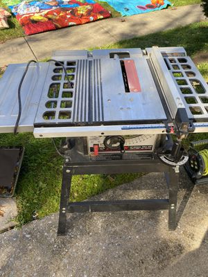 Skilsaw Table saw for Sale in Monroe Township, NJ
