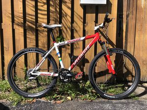 2001 Specialized S-WORKS M4 Mountain Bike for Sale in Hollywood, FL