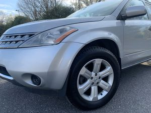 2006 Nissan Murano AWD for Sale in Calverton, MD