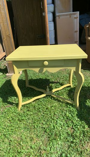 Yellow console tables for Sale in Burbank, IL