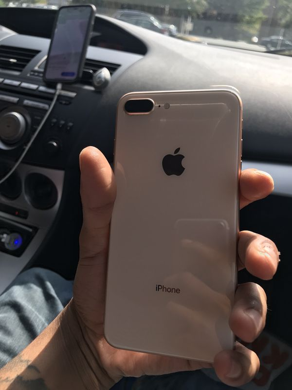 Iphone 8 plus 64 gig unlocked any carrier