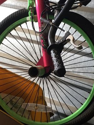 BMX bike for fix or parts for Sale in Houston, TX