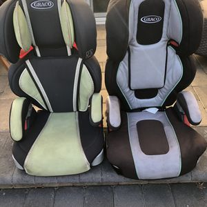 2 Graco Booster Seats for Sale in Seal Beach, CA