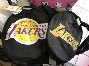 10 dollars laker duffle bag for Sale in Rancho Cucamonga, CA