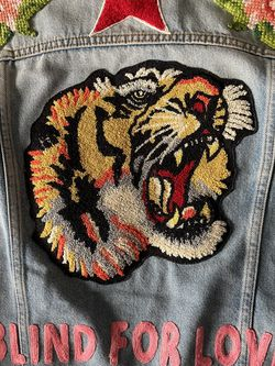 Gucci Jeans Jacket for Sale in West Palm Beach,  FL