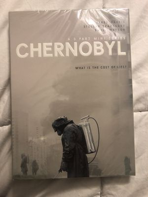 Chernobyl 5-Part HBO Series DVD for Sale in Hacienda Heights, CA