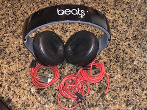 Beats by Dre Studio Headphones (wired) for Sale in San Jose, CA