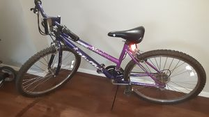 Huffy womens mountain bike (Tempas) for Sale in Portland, OR
