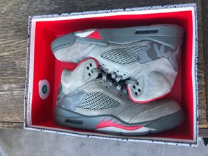 Jordan retro 5 size 9 for Sale in Oakland, CA