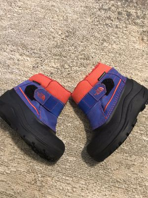 The north face kids winter boots for Sale for sale  Falls Church, VA