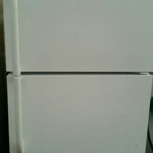 Apartment size refrigerator 28 X 59 Like new 5 Months warranty for Sale in Alexandria, VA