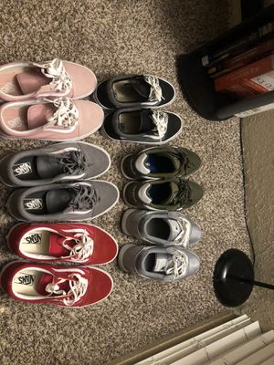 Vans & Reebok for Sale in Euless, TX