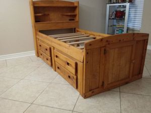 Twin bed frame for Sale in Chandler, AZ