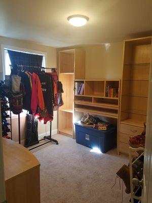 3 Piece Bedroom/Entertainment Set for Sale in Arbutus, MD