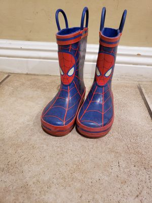 Rain boots size 6 for Sale in Lake Elsinore, CA