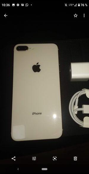 iPhone 8 plus factory unlocked 64gb for Sale in Falls Church, VA