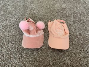 Two pink hat bundle for Sale in Olympia, WA