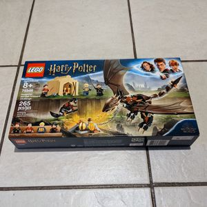 Lego Harry Potter Hungarian Horntail Triwizard Challenge 75964 for Sale in Long Beach, CA