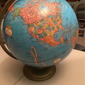 Cram's Imperial World Globe for Sale in Auburn, WA