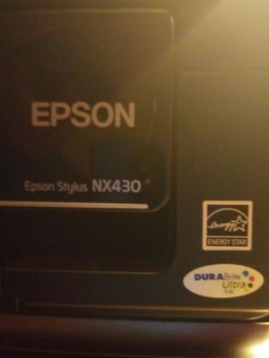 Epson and canon printer for Sale in Phoenix, AZ