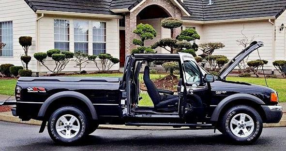 ֆ12OO Ford Ranger 4WD