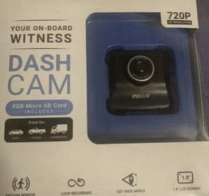 New Dash Cam with SD included for Sale in El Paso, TX