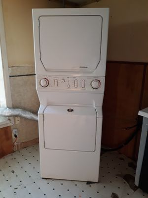 Stackable washer and dryer for Sale in Wichita, KS