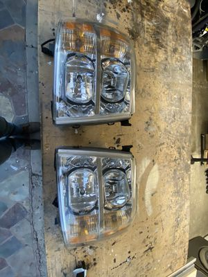 2011 chevy silverado headlights led for Sale in Vernon, CA
