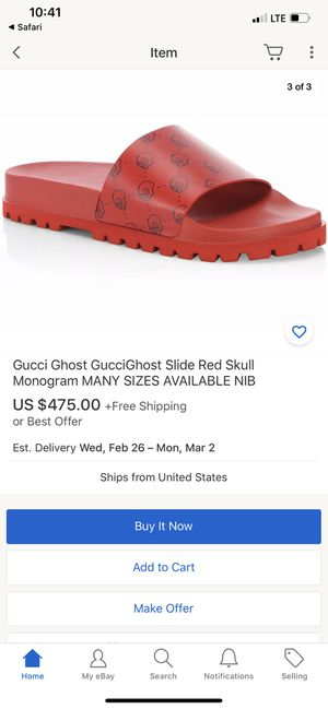 Gucci Slides for Sale in Tucson, AZ