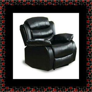 Black recliner chair for Sale in Alexandria, VA