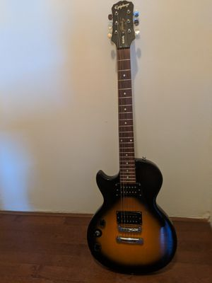 Left Handed Epiphone Les Paul ll for Sale in New York, NY