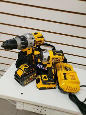 Dewalt 20v Max flex volt brushless kit for Sale in Alpharetta, GA