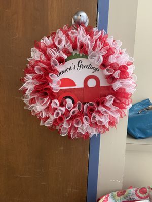 Camper wreath for Sale in Easley, SC