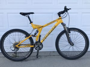 Specialized Stumpjumper Comp M4 FSR full suspension mountain bike for Sale in Culver City, CA