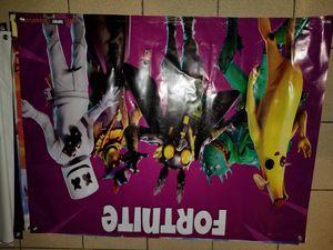 Fortnite banner for Sale in Fullerton, CA