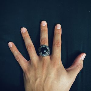 Punk rock ring - Size 11 for Sale in La Puente, CA