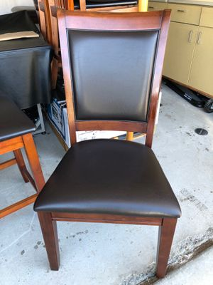 Dining Table Chairs (6) for Sale in Chula Vista, CA