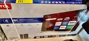 """""""55 TCL Roku Smart Tv for Sale in Atlanta, GA"""