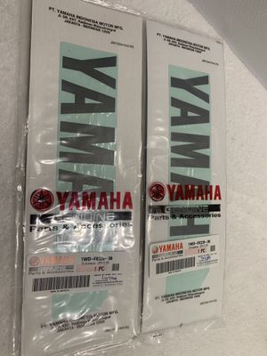 2- YAMAHA EMBLEMS for Sale in Cape Coral, FL