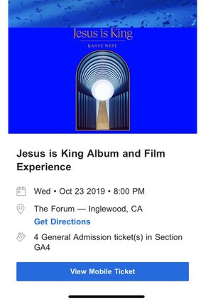 Jesus is King , Kanye West for Sale in Anaheim, CA