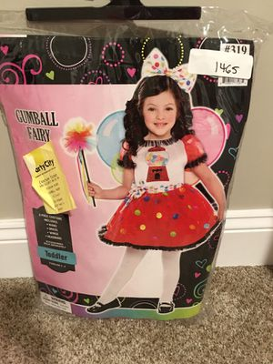 Halloween costume - Gumball fairy for Sale in Woburn, MA