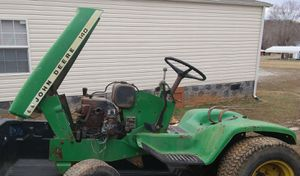 John deere #140 parts or restore for Sale in Farmville, VA