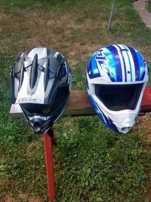 2 helmets 35.00 each for Sale in Berwick, PA