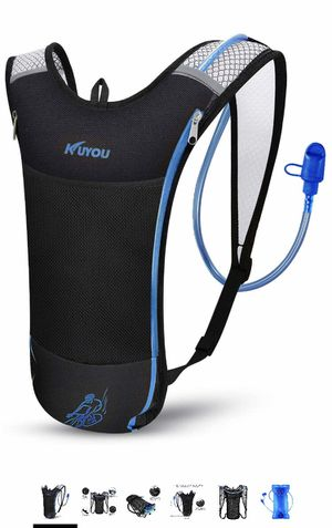 KUYOU Hydration Backpack with 2L for Sale in Miami, FL