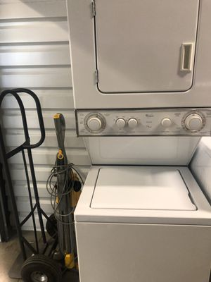 "24"" apartment size washer & electric dryer for Sale in Hatfield, PA"