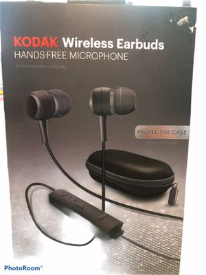 Kodak Wireless Earbuds with microphone for Sale in Weldon Spring, MO