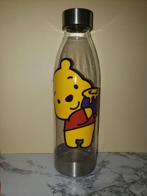 Winnie the pooh customized bottle for Sale in Baldwin Park, CA