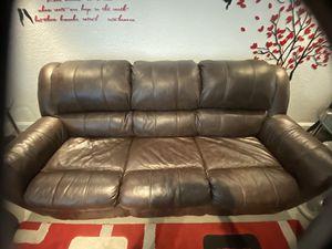Sofá cama y sillón reclinable for Sale in Doral, FL