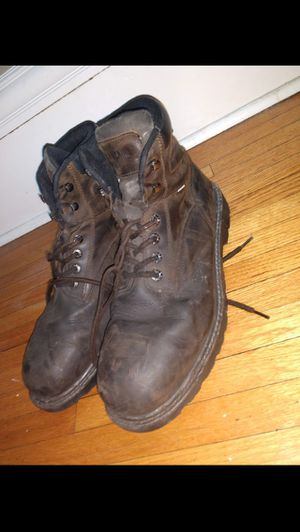Wolverine steel toed boots for Sale in Quincy, IL