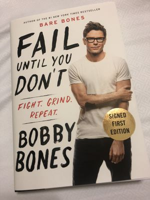 Bobby Bones Book for Sale in Prattville, AL